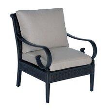 Roma Club Chair with Cushions