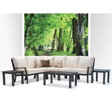 Verona 8 Piece Deep Seating Group with Cushion