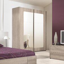 Quadra 2 Door Wardrobe