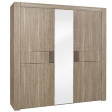 Moka 3 Door Wardrobe