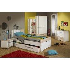 Anpassbares Schlafzimmer-Set Titoutan, 90 x 190 cm
