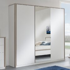 Messina 3 Door Wardrobe