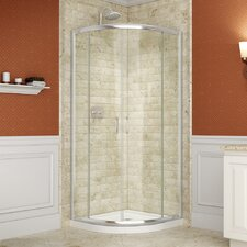 Prime Shower Enclosure and SlimLine Shower Base