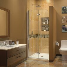 "AquaFold 72"" x 33.5"" Shower Door"