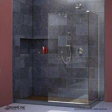 """Linea 72"""" x 30"""" Frameless Shower Door"""
