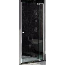 """DreamLine Allure 73"""" x 30"""" Pivot Frameless Shower Door"""