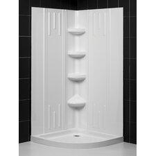 QWALL-2 Shower Backwall Kit