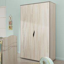 Emile 2 Door Wardrobe