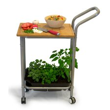 Homegrown Gourmet Serving Cart