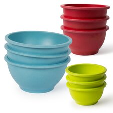 Homegrown Gourmet 9 Piece Mixing Bowl Set