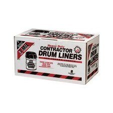 Contractor 55 Gallon Drum Liners (15 Count)