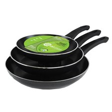 3-Piece Non-Stick Skillet Set