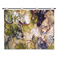 Abstract The Meeting Tapestry