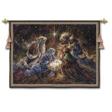 We Three Kings Tapestry