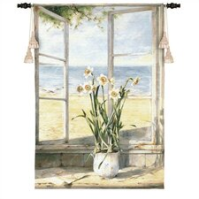 Classical Ocean Narcissus by Fabrice De Villeneuve Tapestry