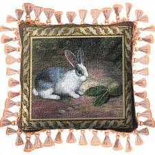 Lapin Throw Pillow