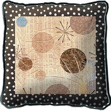 Mondo Dotz I Throw Pillow