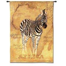 Classical African Voyage II by Gosia Gajewska Tapestry