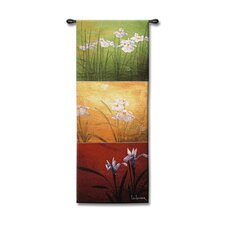 Abstract Karma by Don Li-Leger Tapestry