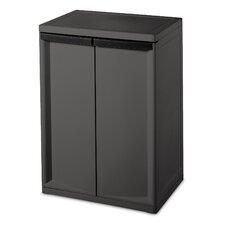 Heavy Duty 2 Shelf Cabinet