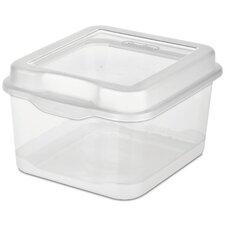 Small Flip Top Storage Box (Set of 12)