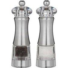2 Piece Savoy Pepper and Salt Mill Set