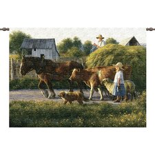 Passing Parade Tapestry