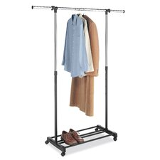 Deluxe Adjustable Garment Rack