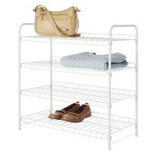 4-Tier Shoe Rack