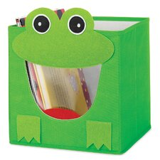 Frog Collapsible Storage Cube