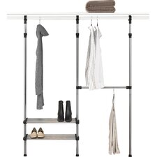 Custom Adjustable Wardrobe
