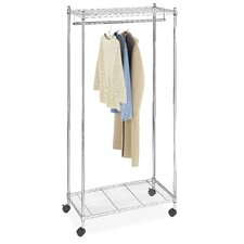 "Supreme 70.25"" H x 36"" W x 18"" D Portable Garment Rack"