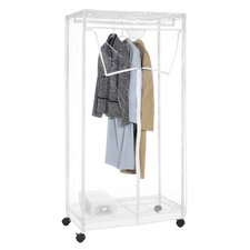 "Supreme 70.25"" H x 36.75"" W x 19"" D Portable Garment Rack"
