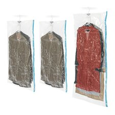 3 Piece Spacemaker Hanging Garment Bag