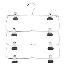 4 Tier Folding Skirt Hanger