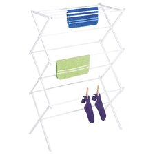 Wire Folding Clothes Drying Rack