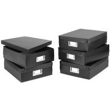 5 Count Document Boxes