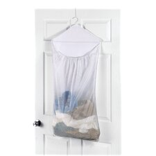 Over The Door Mesh Hanging Laundry Bag