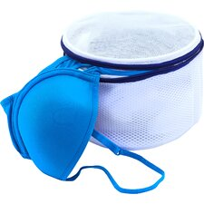 Mesh Wash Bra Bag