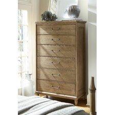 Moderne Muse 6 Drawer Chest