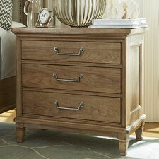 Moderne Muse 3 Drawer Bachelor's Chest