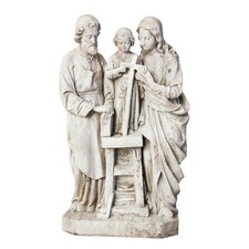 Religious Holy Family Statue