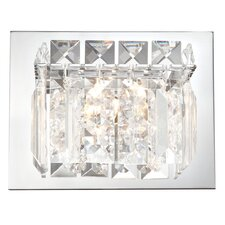 Crown 1 Light Wall Sconce