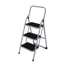 3-step Steel Step Stool