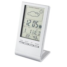 Desktop Weather Station Alarm Clock