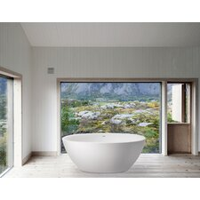 "Sensuality 66.5"" x 33"" Soaking Bathtub"