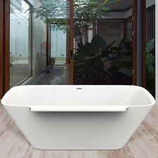 "Arab 68.5"" x 33.85"" Soaking Bathtub"