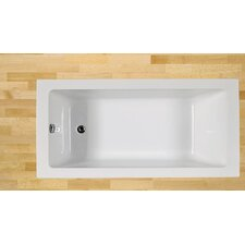 "PureScape 65"" x 23.5"" Soaking Bathtub"