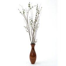 Silk Ligustrum and Birch Branches Tree in Vase