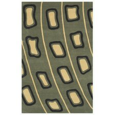 Decor Light Olive Green Area Rug